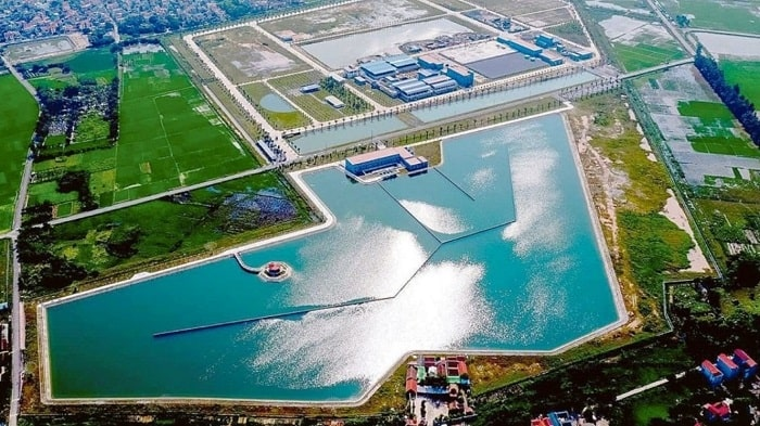 Treatment plant in Vietnam powered with clean photovoltaic energy